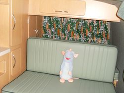 New VW T4 SWB Interior