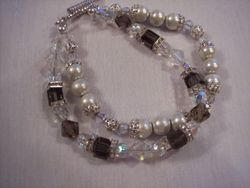 Magnetic hematite pearls & crystals