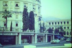 578 Hotel de Paris & Casino Monaco