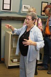 Towns Bluff museum host