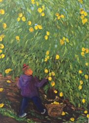 Child with Lemon Tree