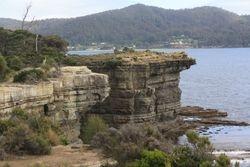 Coast of Tasmania
