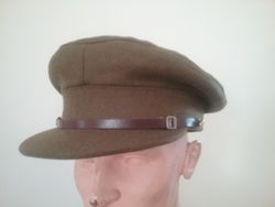 WW2 Officers SD cap £95