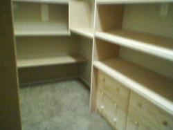 Closet Remodel Daisy Mountain