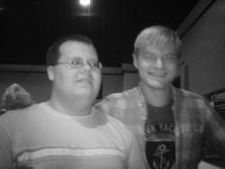 Eric and Adam Berry
