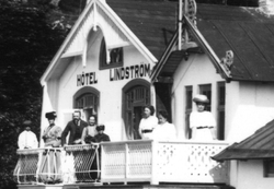 Hotell Lindstrom 1911