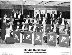 DAVID HARDIMAN'S SAN FRANCISCO ALL STAR BIG BAND