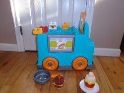 MegaBloks Food Truck Kitchen - $17