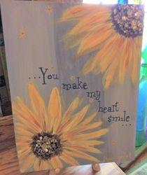 Cindy's Sunflowers