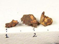 Mesosiderite Meteorite 09-00188