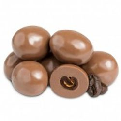 Milk Chocolate covered Expresso Beans