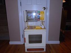 Little Tikes Vintage Kitchen- 1980's - $45