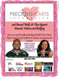 2nd Annual Walk-A-Thon Against Domestic Violence and Bullying