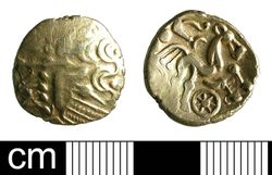 Iron Age Gold Stater