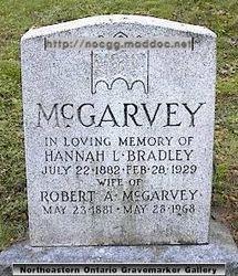 Hannah Bradley-McGarvey