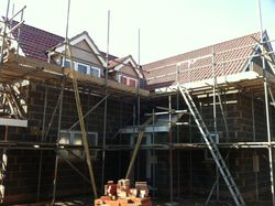 New build, Spalding, Lincolnshire