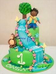 Diego Cake 2 (B135)