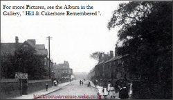 Hill and Cakemore. Halesowen.