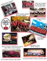 2013-2014 Season Collage