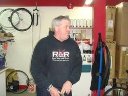 Scott our Bike Mentor