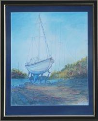 End of season - boat