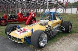 The Fedewa Dowker roadster.