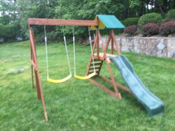 swing set installers in brunswick MD