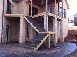 stair deck B-4