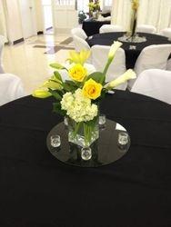 Fresh Flower Centerpiece