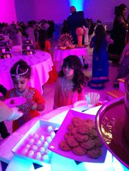 Specialist in Chocolate Fountain hire for Weddings, Banqueting