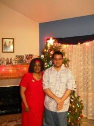Christmas Boy and I