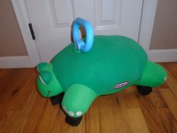 Little Tikes Pillow Racers - Turtle - $25