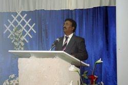 Br Veeramah from Mauritius