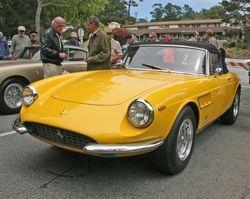 1967 Ferrari 330 GT Pininfarina Convertible