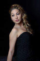 Vienna Alliyah, model - Winnipeg, Canada.