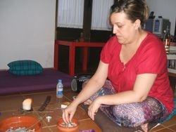 Meditaci?n en San Juan 2014