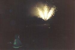 1989 'Not' the Alpine Rally @ Perkins Flat - fireworks