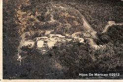 Vista Aerea Area Recreativa Monte Del Estado