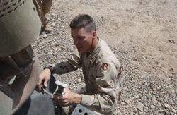 CW2 Darrel Eickoff -  Iraq/Army