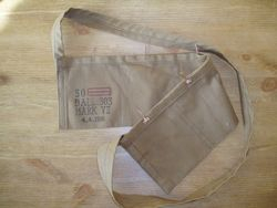.303 cloth bandoleer £20
