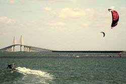 Tampa Kiteboarding by Sunshine Skyway