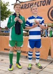 Intermediate Penalty Shootout Winners
