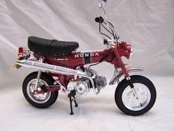 Tamiya 1:6 Honda ST-70 DAX