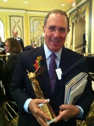 Dr. Gallin and the Lasker Award