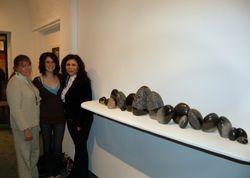 2008-The 'Artifacts Show', Santa College at the Santoro Bldg.