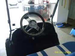 2010 Club Car Precedent - Customized