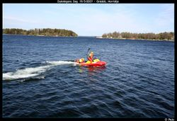 Dykningensdag Gräddö 2007