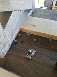 Farm house coffee table (top)