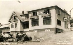 Strandpensionatet 1932