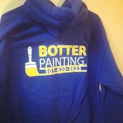 Botter Painting Sweathshirts